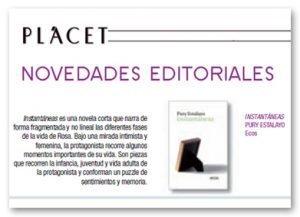 Novela Instantáneas Pury Estalayo